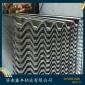 鑫丰铝业750保温防腐铝瓦,750梯形铝瓦,0.96mm防腐合金铝瓦