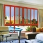 厂家直销批发 铝合金门窗 推拉窗 隔音中空玻璃窗 别墅门窗可定制