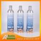品�|1000ml �t酒碳酸�料 雪花�X制�料瓶 金�侔��b 可定制
