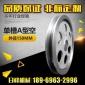 厂家专业直销A B C型皮带轮 平面皮带轮