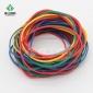 杭州橡皮筋生产厂家 文具配送类专用彩色橡胶圈批发